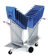 WENGER Move and Store Cart, large model